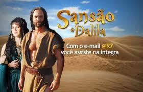 SANSÃO - FALSA APARÊNCIA TV RECORD 002