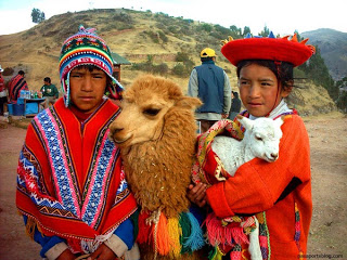 DESCENDENTES DOS ANTIGOS INCAS 001
