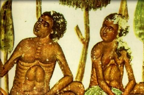 ADAM E CHAVAH (ADÃO E EVA)