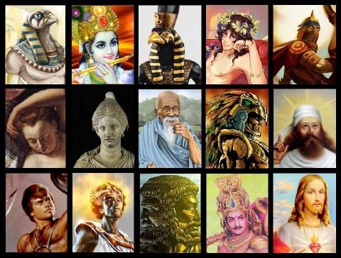 019 - Gods born of virgin mothers